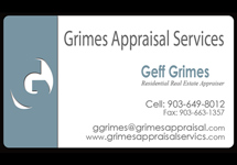 Grimes Services Business Card Design - Media A-Team