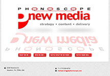 Phonoscope New Media