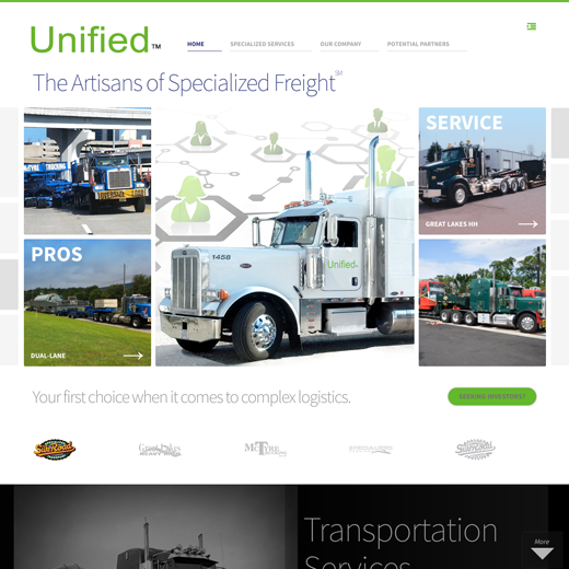 Unified Logistics